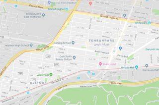 بهترین محله شرق تهران